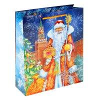 Пакет ламинат вертикальный дед мороз