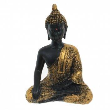 Фигурка декоративная будда, l10 w5 h14 см