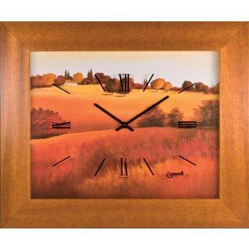 Настенные часы lowell 11296