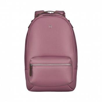 Рюкзак victorinox victoria classic business backpack 15.4, пурпурно-розовы