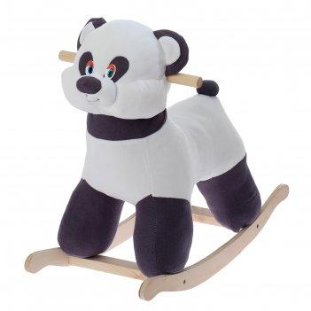 Качалка «панда», мини, микс