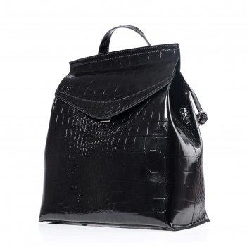 Рюкзак женский, натур.кожа, мод.13419 9с2350к45, цвет черный