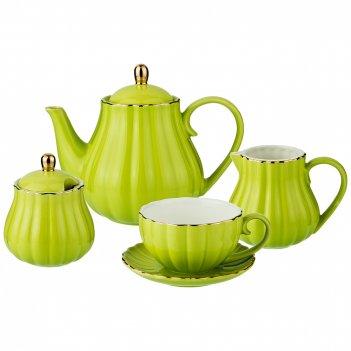 Чайный сервиз, 15 пр (кор=2набор.)