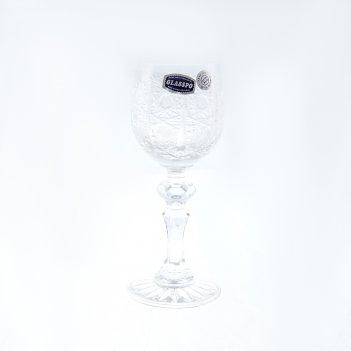 Набор рюмок для водки мирел bohemia glasspo 90 мл(6 шт)