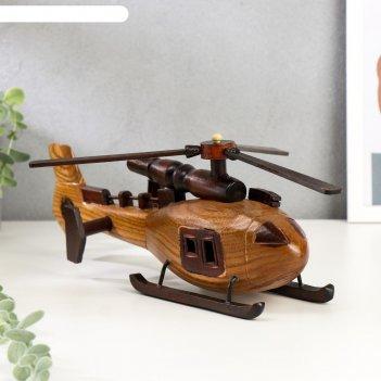 Сувенир ретро. вертолет, микс