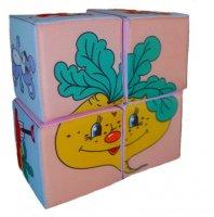 Кубики репка