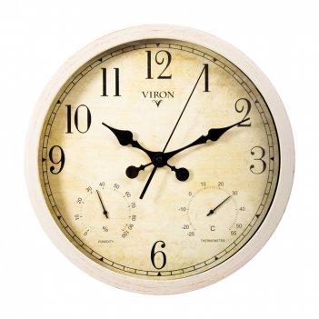 Часы настенные viron 36*36*5см