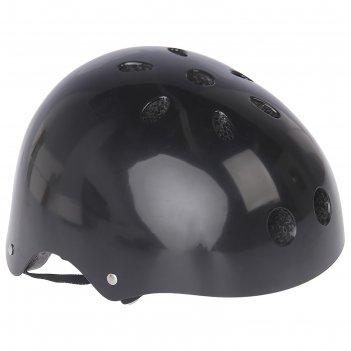 Шлем велосипедиста взрослый t73, размер 56 см, цвета микс