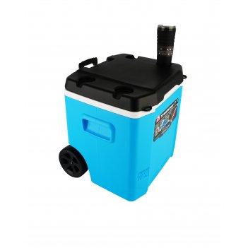 Изотермический контейнер igloo transformer 60 roller blue