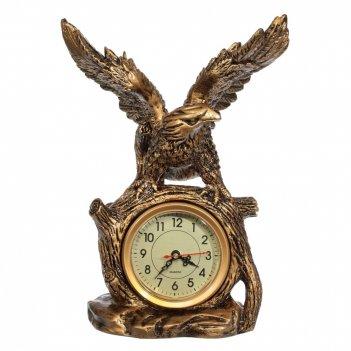 Часы настольные декоративные, l22 w13 h29,5 см, (1хаа не прилаг.)