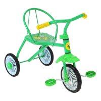 Велосипед трехколесный дино, цвета микс