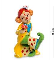 Cms-23/66 статуэтка клоун (pavone)