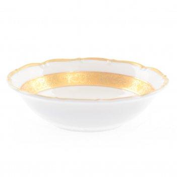 Набор салатников carlsbad мария луиза матовая полоса 13 см(6 шт)