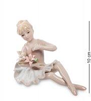 Cms-19/ 1 фигурка балерина (pavone)