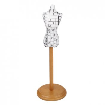 Игольница-манекен (9 x 7 x 30cm)
