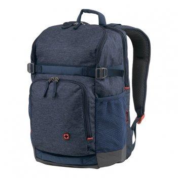 Рюкзак для ноутбука 16'' wenger, синий, полиэстер, 30 x 25 x 45