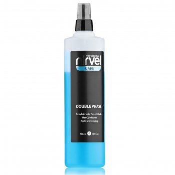 Лосьон-спрей для ухода за волосами nirvel professional double phase, двухф