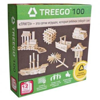 """""""триго"""" игра-конструктор из дерева"""