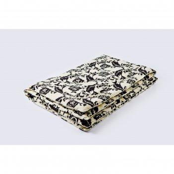 Одеяло «овечка» облегчённое, размер 140х205 см, овечья шерсть