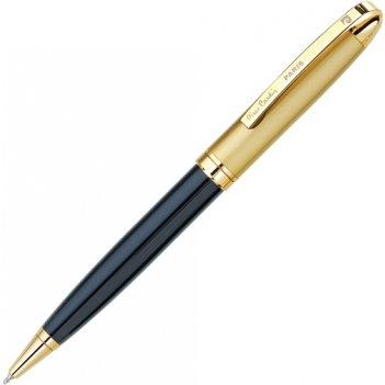 Шариковая ручка pierre cardin gamme. корпус - латунь с лакированным покрыт