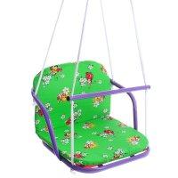 Качели детские подвесные вятушка с цвета микс