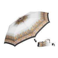 Зонт 23, полный автомат (осень на сером)