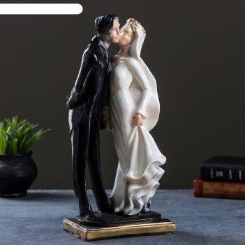 Сувенир свадьба №2 белый