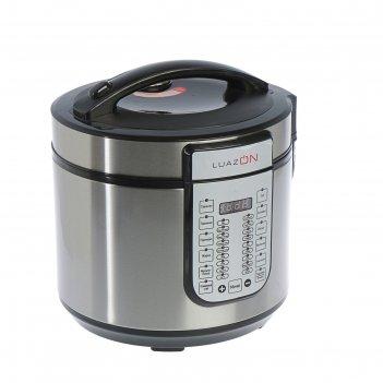 Мультиварка luazon lмs-9508, 28 программ, 900 вт, 5 л, тефлоновое покрытие