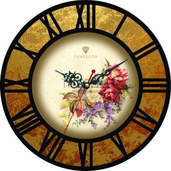 Настенные часы tiarella полисад