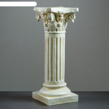 Колонна античная №1, 76х40 см