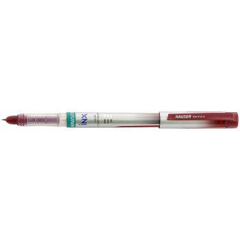 Перьевая ручка hauser inx, пластик, красная