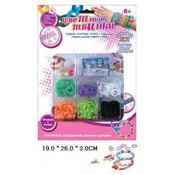 Набор для плетения резинок