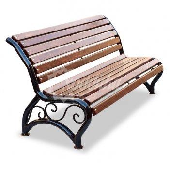Скамейка уличная «афина уни» кресло