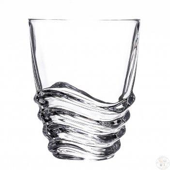 Набор стаканов crystalite bohemia wave 280 мл(6 шт)