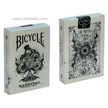 Bicycle karnival deck