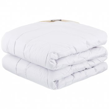 Одеяло козья шерсть, 172*205 см микроволокно,тик плотность 300 г/м2