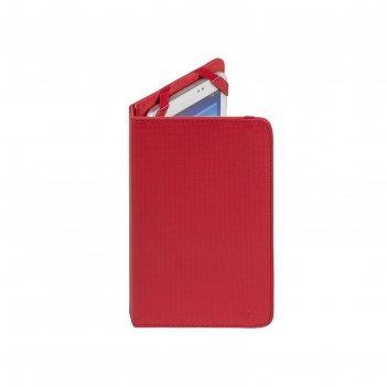Чехол rivacase (3212), для планшетов 7, красный