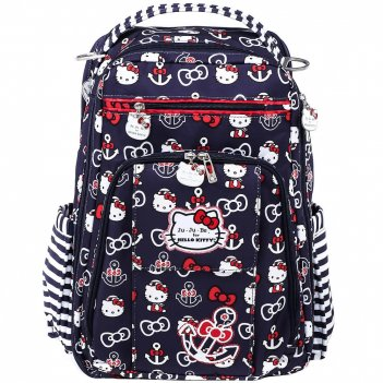 Рюкзак ju-ju-be be right back hello kitty out to sea