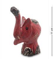28-002 статуэтка слоник в горох