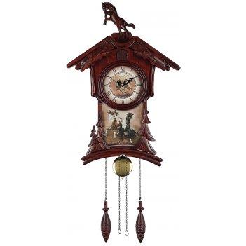 Настенные часы с кукушкой columbus сq-089