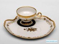 Набор для чая эгоист анна амалия 820(чашка210мл.+блюдо)