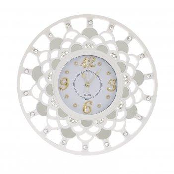 Часы настенные декоративные (1xaa не прилаг.), l47 w5 h47 см