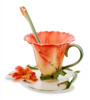 Fm-01/16 чайная пара лилия (pavone)