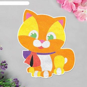 Фреска форменная самый милый! котенок