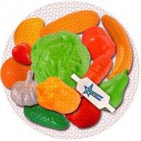 Набор фрукты, овощи 13 пред.