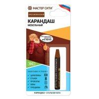 Карандаш мебельный орех миланский блистер 5 гр