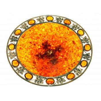 блюда из янтаря