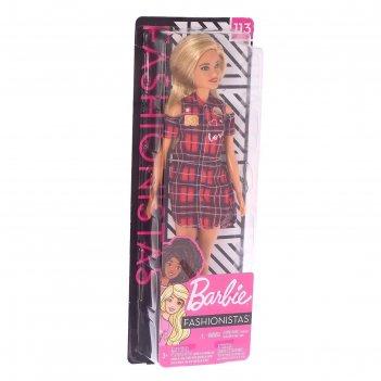 Кукла barbie из серии «игра с модой»