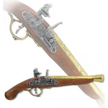 de-1260-l пистоль немецкий, 17 век