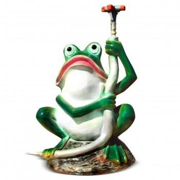 Поливалка-ороситель лягушка (ламинат)